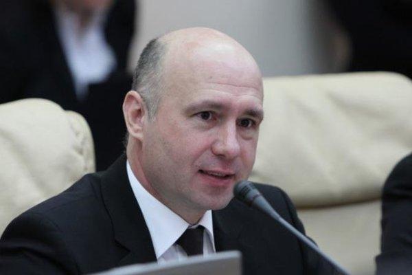 Moldavský premiér Pavel Filip.