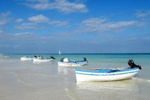 Djerba v Tunisku je desiatym najväčším ostrovom Stredozemného mora.