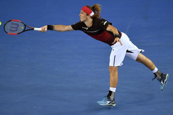 Lukáš Lacko čelí zatiaľ najťažšej prekážke na tohtoročnom Australian Open.