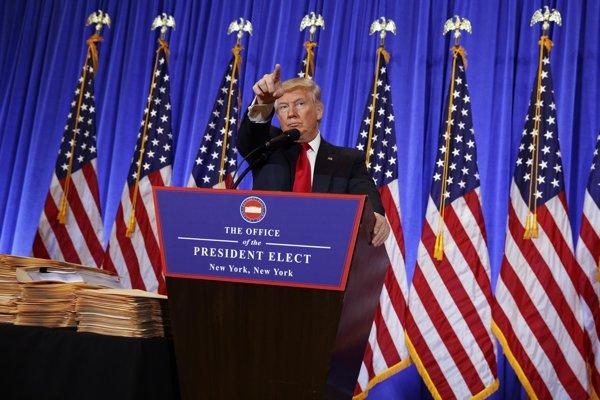 Trump sa po inaugurácii dostane k mnohým utajovaným informáciám.