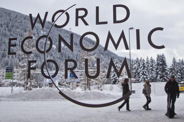 Správu zverejnilo Svetové ekonomické fórum. Ilustračná fotografia.