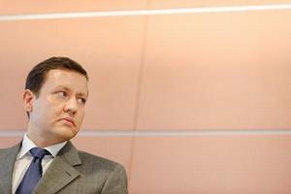 Daniel Lipšic plánuje zreorganizovať záchranný systém.