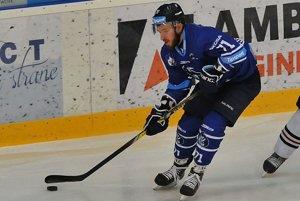 Jediný gól Popradu strelil Patrik Svitana.