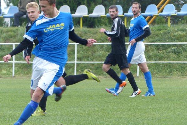 Zo zápasu Hlboké - Borský Sv. Jur.