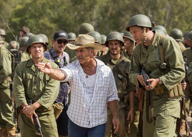 Mel Gibson režíroval. Možno mu k synovi pribudne aj Oscar.