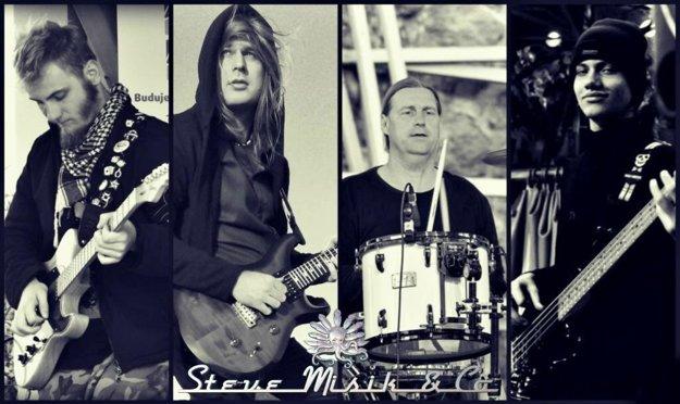 Steve Misik & Co nová zostava.