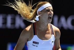 Dominika Cibulková je štvrtou hráčkou sveta.