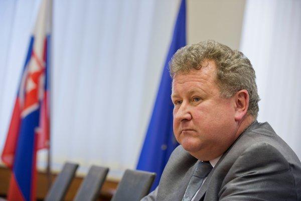 Bývalý predseda Úradu pre reguláciu sieťových odvetví Jozef Holjenčík.