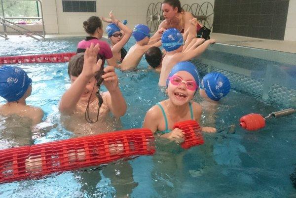 Swim Warriors sa zameria na mladé plavecké nádeje.