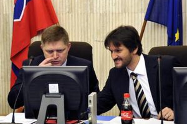 Premiér po kontrole označil Roberta Kaliňáka za najlepšieho ministra vnútra v histórii samostatného Slovenska.