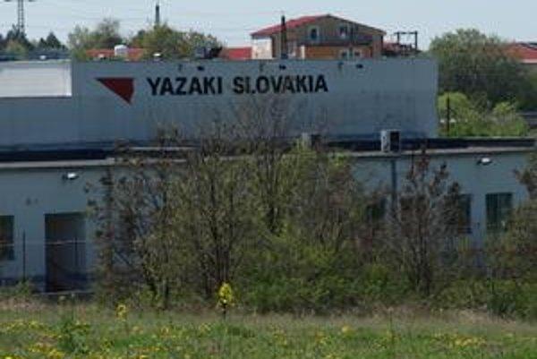 Areál fabriky možno nezostane prázdny. Zahraničný investor údajne zvažuje výrobu priamo v Prievidzi.