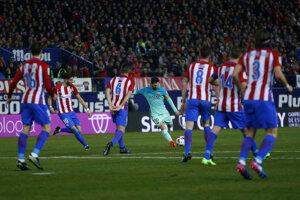 Barcelona sa v krátkej dobe stretne už tretíkrát s Atléticom Madrid.