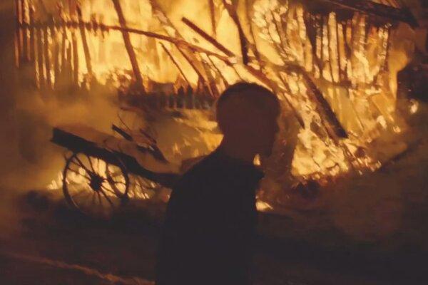 Pyroman.