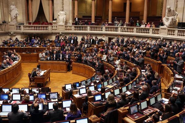 Portugalskí poslanci schválili tri návrhy.