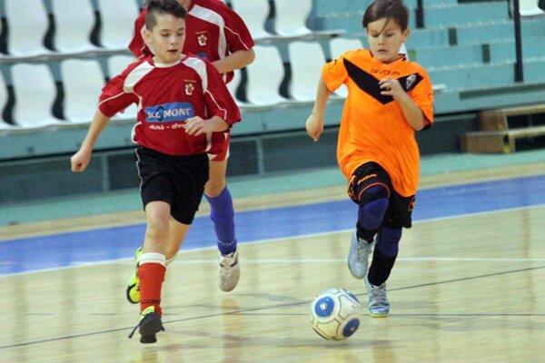 V sobotu sa v mestskej hale na celodennom turnaji predstaví až 22 tímov mladších žiakov.