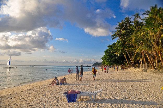 Boracay, Filipíny