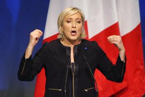 Marine Le Penová.