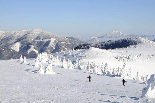 Na Donovaloch sa budú lúčiť so snehom, hoci sezóna po poslednom snežení zrejme ešte potrvá.