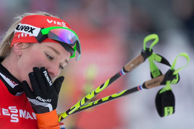 Paulína Fialková sa predstaví aj v pretekoch s hromadným štartom.
