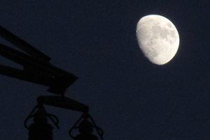 Mesiac, ilustračné foto