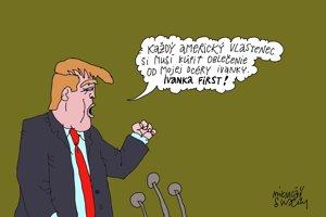 Trumpove štátnické starosti (Sliacky)