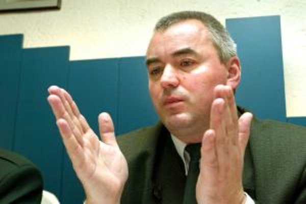 Generálny riaditeľ Jozef Minďáš.
