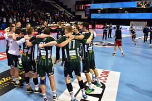 Hádzanári Prešova sa rozlúčili s Ligou majstrov víťazstvom.