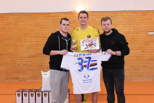 Najlepším strelcom sa stal Róbert Lalúch. Vyhral dres hráča Sampdorie Janov, Milana Škriniara.