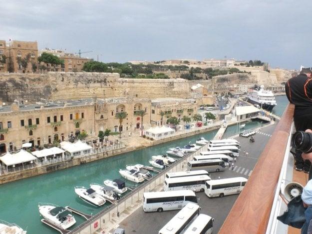 Počas plavby môžete spoznávať mestá Európy z inej perspektívy.