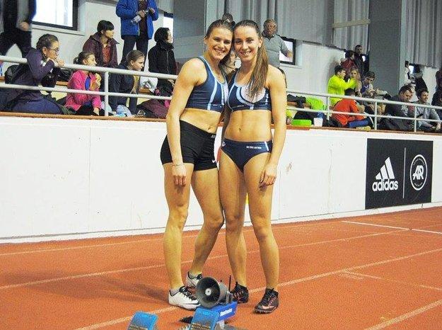 Daniela Ledecká (vľavo) získala dve prvenstvá, Anna Vlčková má dva bronzy.