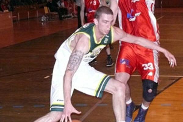 Gabriel Szalay nastrieľal Svitu 13 bodov.