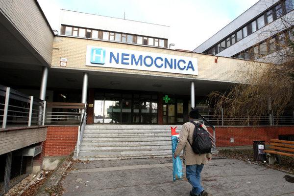 LSPP v Banskej Štiavnici sídli v nemocnici.