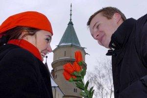 Páry si valentínsky bozk aj tento rok môžu dať na tematickej prehliadke v bojnickom zámku.