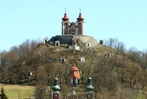 Kalvária Banská Štiavnica.