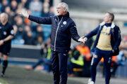 Po skvelej minulej sezóne je Claudio Ranieri s Leicesterom City v neľahkej pozícii.