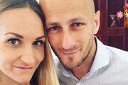 Jaroslav Gardian s manželkou Jankou.