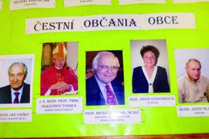 V auguste 2008 Brutovce oslavovali 740. výročie najstaršej písomnej zmienky. Pri tejto príležitosti udelili čestné občianstvo piatim ľuďom, medzi nimi aj Michaelovi Novakovi (v strede).