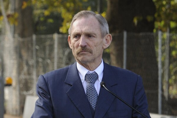 Maďarský minister vnútra Sándor Pintér.
