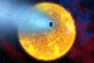 Exoplanéta HD 209458 b má prezývku Osiris. Ide o prvú planétu, ktorú videli prechádzať cez svoju hviezdu.