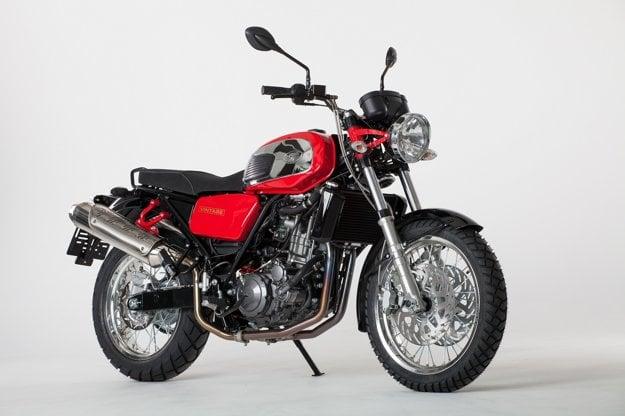 Jawa 660 Vintage