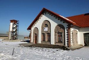 Objekty v Masarykovom dvore majú zaujímavú architektúru.