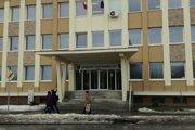 Okresný súd v Bardejove.