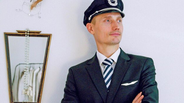 Manninena baví nová práca kopilota fínskych aeroliniek.