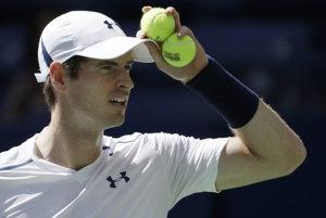 Andy Murray sa opäť predstaví v súťažnom zápase.