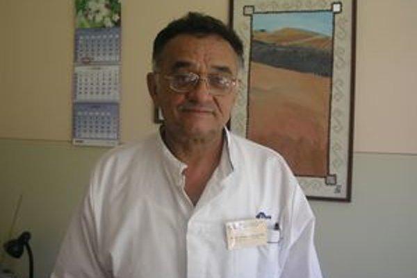 Vladimír Garaj, primár psychiatrického oddelenia Nemocnice s poliklinikou Prievidza, so sídlom v Bojniciach.