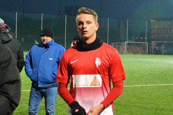 Matúš Paukner bude na jar hrať za Sereď.