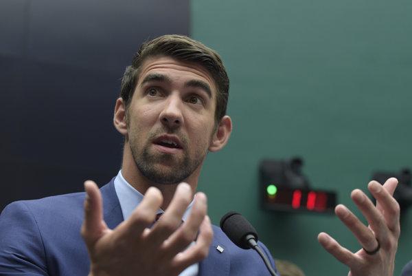 Z najdekorovanejšieho olympionika a bývalého skvelého amerického plavca Michaela Phelpsa sa po konci kariéry stal zanietený bojovník proti dopingu.