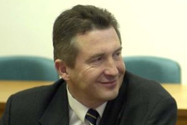 Ivan Šimko, bývalý podpredseda SDKÚ.