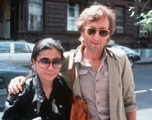S Johnom Lennonom