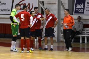Futsal klub Lučenec - OFK Olováry (príprava).